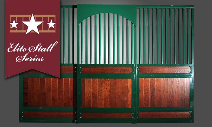 Coffman Barns Horse Barn Stall Fronts