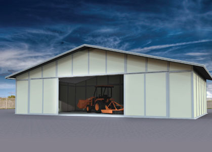 Coffman Barns Barn Building Plans Modular Buildings