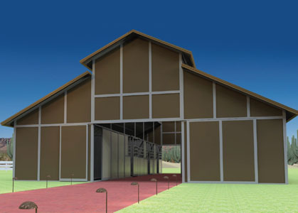 Coffman Barns Barn Building Plans RCA