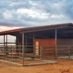 On-site Built Engineered Barn Project - Coffman Barns