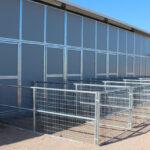 Custom Agricultural Livestock Facility - Coffman Barns