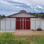 Coffman Barns Elizabeth Colorado Barn Project