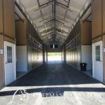 Coffman Barns Custom Equestrian Facility