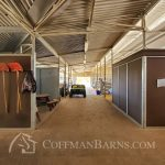 Phoenix Zoo Barn MD Barnmaster Coffman Barns