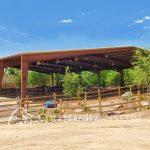 Phoenix Zoo Barn MD Barnmaster Coffman Barns