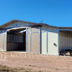 Canon City Colorado Barn Project by Coffman Barns, #1 MD Barnmaster Dealer