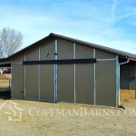 Coffman Barns Add On Building