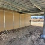 Coffman Barns Add On Building