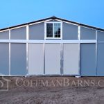 Coffman Barns Keenesburg Colorado Barn Project 2