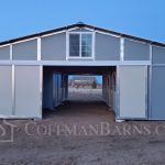 Coffman Barns Keenesburg Colorado Barn Project 4
