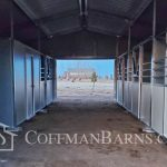 Coffman Barns Keenesburg Colorado Barn Project 5