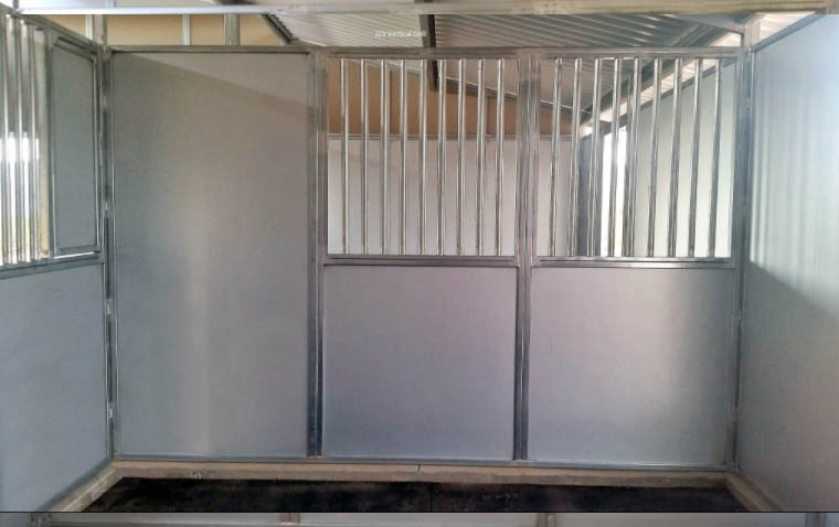Coffman Barns Stall Walls Dividers 1