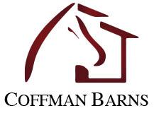 Coffman Barns Stacked Logo