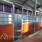 Coffman Barns Custom Jefferson Colorado Barn