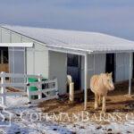 Castle Rock Colorado Barn Project