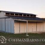 Custom San Antonio Texas Barn