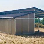 Prescott Arizona barn project by Coffman Barns 1