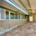 Prescott Arizona barn project by Coffman Barns 2