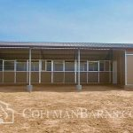 Prescott Arizona barn project by Coffman Barns 5