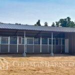 Prescott Arizona barn project by Coffman Barns 6