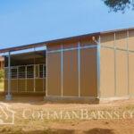 Prescott Arizona barn project by Coffman Barns 7
