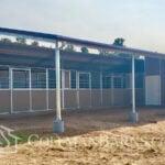 Prescott Arizona barn project by Coffman Barns 8