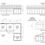 Prescott Arizona barn project by Coffman Barns 9