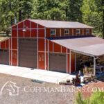 3 Barn FCP Project Coffman Barns 1