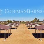 Gilbert Arizona FCP barn dealer project Coffman Barns